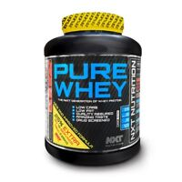 NXT Nutrition Pure Whey Low Fat Quality Muscle Building Training Powder - 2.25KG