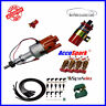 Ford Pinto Non Vacuum Full Electronic distributor and Ignition overhaul Pack