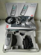 "NOKIA 9300 COMMUNICATOR SILVER BLUETOOTH EDGE 4"" CELLULARE VINTAGE PER AMATORI"