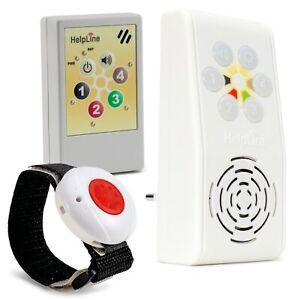 HelpLine 230 Pakete, Hausnotruf für die häusliche Pflege, Seniorennotruf im Haus