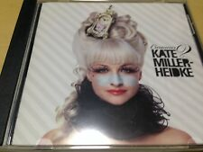 KATE MILLER-HEIDKE - CURIOUSER (VGC) CAUGHT IN THE CROWD, THE LAST DAY ON EARTH