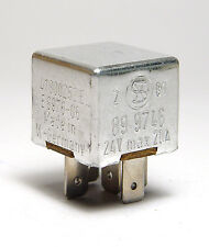 KFZ Relais 41800252E E8976-06, 89 9746, 24V/20A max, 1x EIN/AUS, IVECO,  NOS