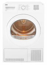 Beko DTGC8011 8kg Freestanding Condenser Tumble Dryer - White