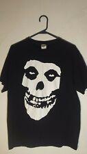 Misfits Vintage Ghost Skull T-Shirt Pre-Owned Black Size L