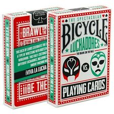 Bicycle Luchadores Playing Cards, New