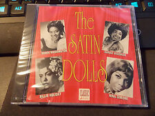 The Satin Dolls by Various Artists, CD (Tring Records) Brand New Sealed CD