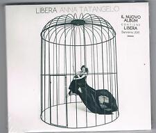 ANNA TATANGELO LIBERA CD DIGIPACK NUOVO!!!