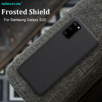 NILLKIN For Samsung Galaxy S20 FE S20 Plus Shockproof Frosted Hard PC Case Cover