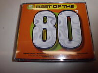 Cd    Best of the 80'S von Various  - Doppel-CD