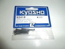 VINTAGE KYOSHO 92418 Axes de fusées PURE TEN ALPHA