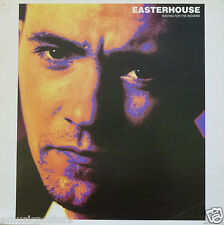 "Easterhouse ""Waiting For The Redbird"" U.S. Promo Poster - Political Rock Music"