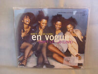 Set it Off- En Vogue- Don´t let go (Love)- 5-Track-MCD WIE NEU