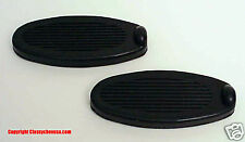 1928-31 Ford Model A Brake & Clutch Pedal Pads - Pair