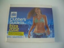 CLUBBER'S GUIDE TO IBIZA 2002 - 2 CD NEUF MINISTRY SOUND