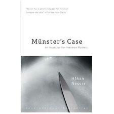 Münster's Case: An Inspector Van Veeteren Mystery (6) (Vintage-ExLibrary