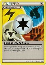 Blend Energy WLFM  - 118/124 - Uncommon -(x1)- BW - Dragons Exalted - NM-Mint!!!