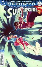 Supergirl #9 Bengal Variant Cover DC Comics 2017 DCU Rebirth