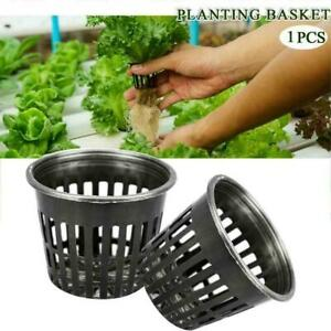 Garden Pond Plastic Planting Baskets Aquatic Planter New Pots D0I7