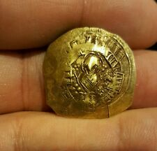 ANCIENT BYZANTIUM ANDRONICUS II PALEOLOGUS GOLD TRACHY