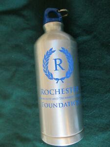 Aluminum Portable Outdoor Bike Sports Water Bottle Rochester MN College