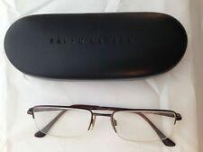 37890716eb91 Polo Ralph Lauren 1032 52/18 140 Italy Designer Eyeglass Frames Glasses