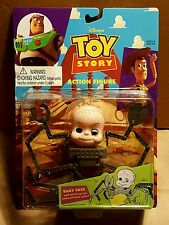 """Disney Toy Story Baby Face w/ Blinking Eye And Pull Back Action 5"""" ThinkWay MOC"""