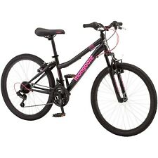 Female Mongoose Excursion Mountain Bike 24 Inch Wheels, 21 Speeds - NEW IN HAND