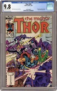 Thor #352 CGC 9.8 1985 3816148020