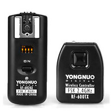 Yongnuo RF-602 Flash Trigger for Nikon D700 D300 D300s D200 D3 D3X D2H D2X D1X
