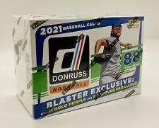 2021 Donruss Panini MLB Baseball Blaster Box  Factory New! Sealed 🔥Rookies Auto