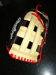 """RAWLINGS HEART OF THE HIDE (HOH) PROBH34BC BRYCE HARPER GLOVE 12.75"""" LH $259.99"""