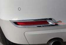 BMW 3 Series Sedan F30 328 335 2013 2014 2015 Chrome Rear Fog light Bezel Cover