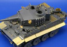 Eduard 1/35 PHOTO-ETCHED DETAIL SET PER TAMIYA Tiger I Ausf.E precoce # 35216