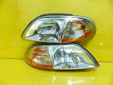 FORD WINDSTAR 1999 2000 2001 2002 2003 HEADLIGHT driver passenger SIDE OEM set