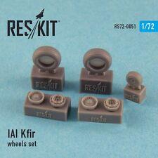 Reskit - 72-0051 - Iai Kfir (wheels set) - 1:72