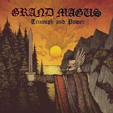 GRAND MAGUS - TRIUMPH AND POWER (NEW LP VINYL)