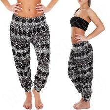 Pantalons sarouels pour femme, taille XL