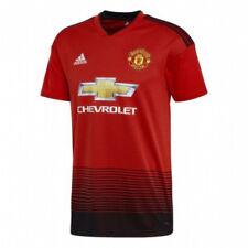 adidas Manchester United Home Football Shirts (English Clubs)