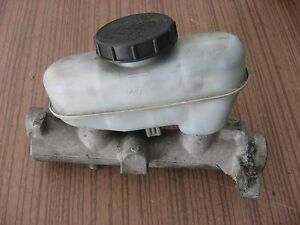 Centric Brake Master Cylinder  Lincoln Town Car 2003-2011 Mercury Grand