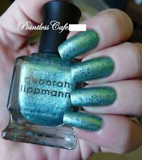 NEW! Deborah Lippmann MERMAID'S DREAM Polish Lacquer - full size