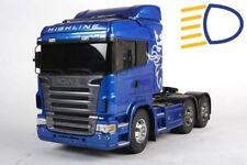 Tamiya Scania R620 6x4 Highline blue Edition - Exklusiv +LED-Lichtset - 56327LED