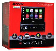 "Jensen VX7014 7"" Navigation Bluetooth Car Stereo In-Dash DVD/CD/AM/FM/ Car Play"