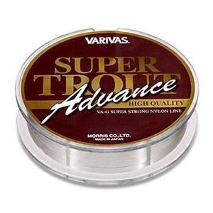 VARIVAS Super Trout Advance Nylon Line 100m #0.5 2.5lb