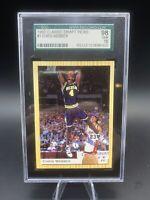 1993 Classic Draft Picks #1 - Chris Webber - SGC 98 GEM 10