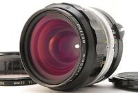 [NEAR MINT in case] Nikon NIKKOR O C Auto 35mm F/2 NonAi MF Wide Angle Lens #IAF