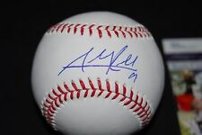 ADDISON RUSSELL SIGNED OFFICIAL MLB BASEBALL - CHICAGO CUBS AUTO JSA