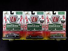 M2 Machines Auto Drivers 1971 Plymouth HEMI Cuda R31