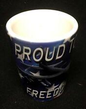 """B-52 Stratofortress """"Proud to have Served"""" 1.5oz Ceramic Shot Glass"""