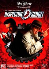 Inspector Gadget: (1999) - DVD Movie - Joely Fisher - Comedy - NEW