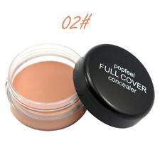 Popfeel Face Makeup Concealer Foundation Palette Creamy Moisturizing Waterproof